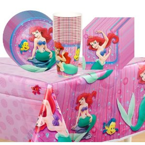kids birthday ideas : ariel decoration ideas - www.pureclipart.com